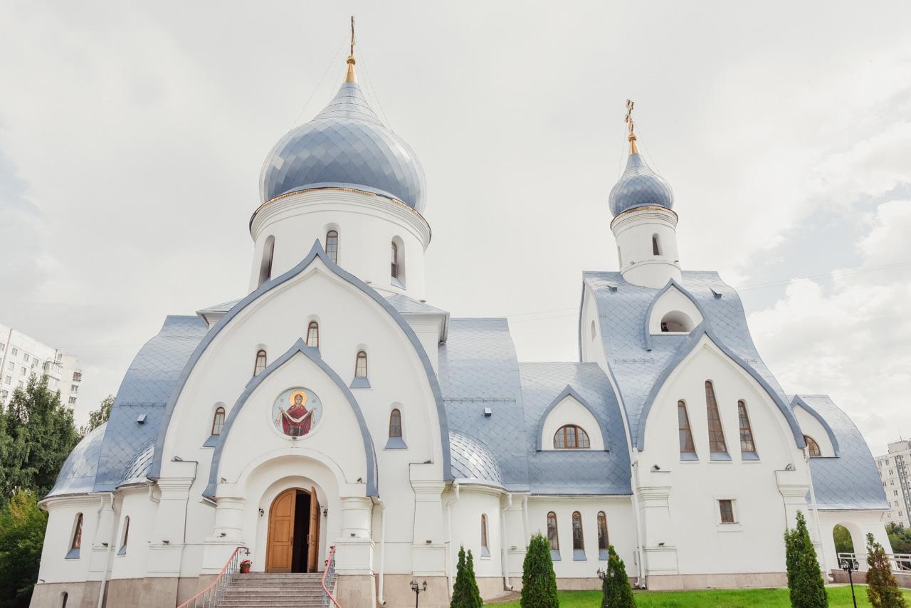 Храм Покрова Пресвятой Богородицы в Орехове-Борисове Южном