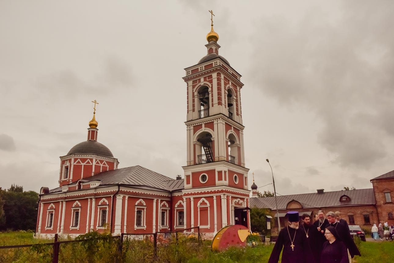 Храм Покрова Пресвятой Богородицы на Городне