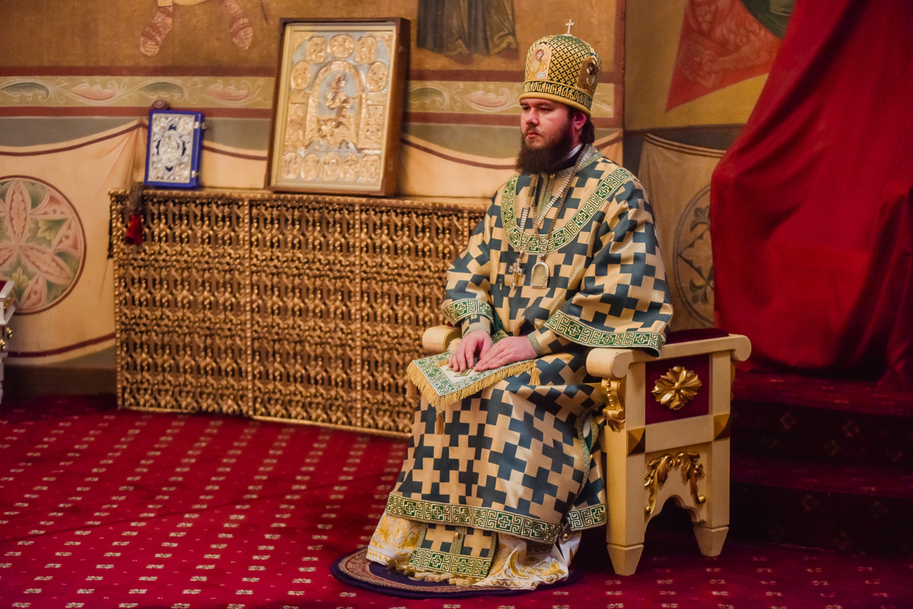 Преосвященный Фома, епископ Бронницкий назначен управляющим Южным викариатством
