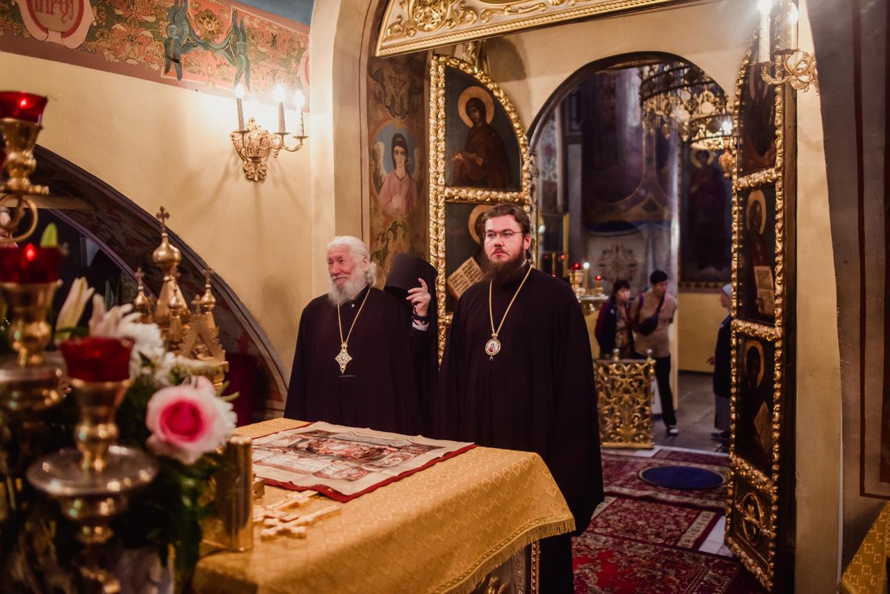 Преосвященный Фома, епископ Бронницкий – новый куратор Программы строительства православных храмов в Москве