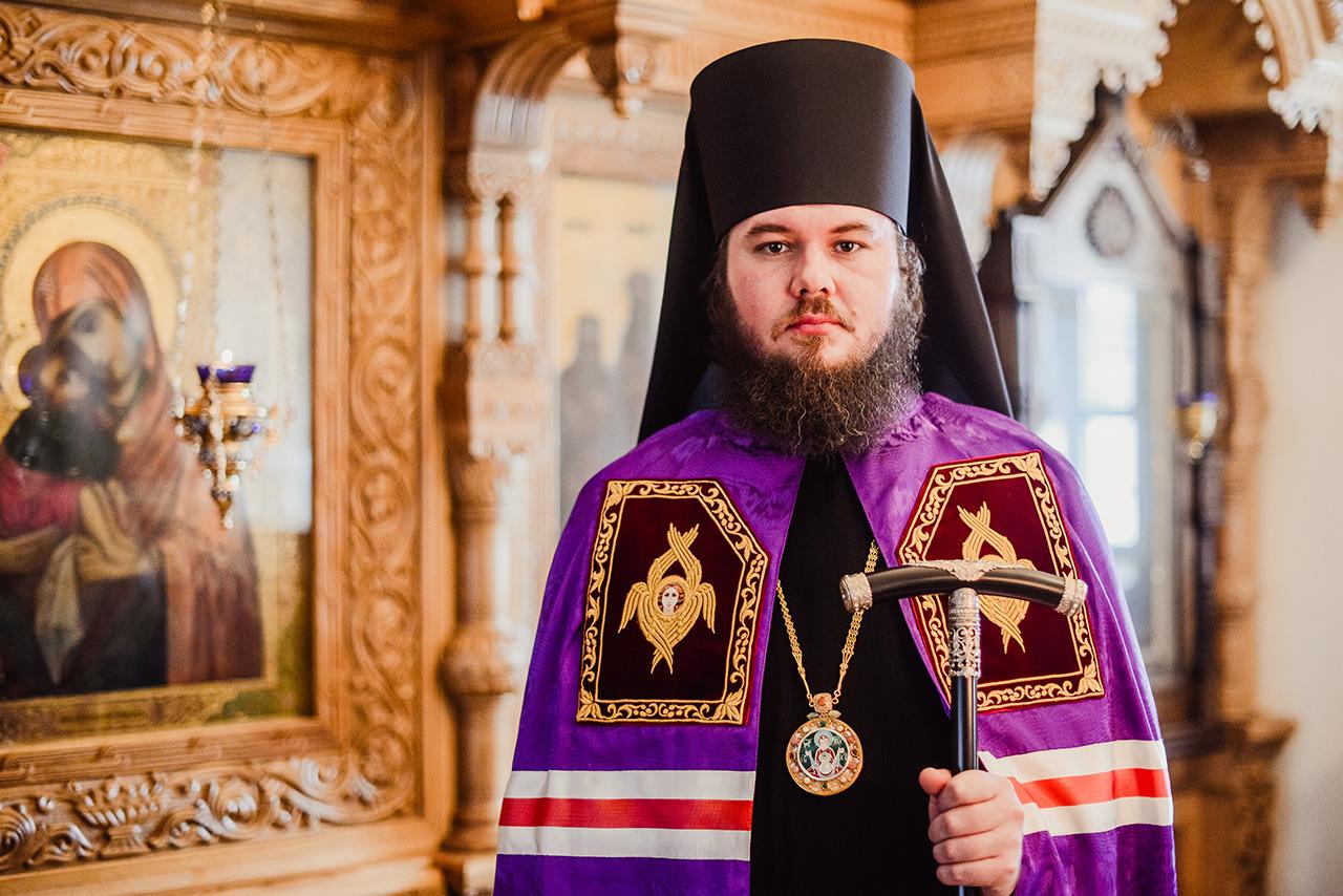 Преосвященный Фома, епископ Бронницкий назначен и. о. первого заместителя председателя Финансово-хозяйственного управления Московского Патриархата