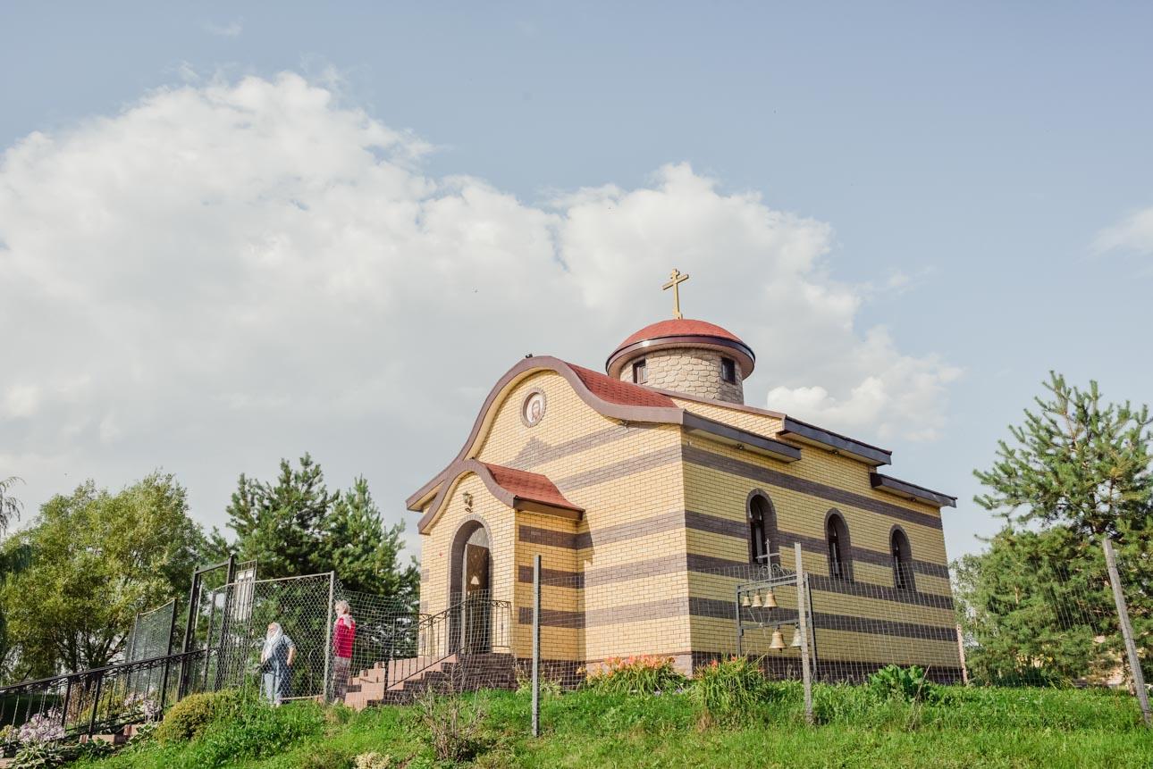 Храм сщмчч. Власия и Харалампия в Братееве