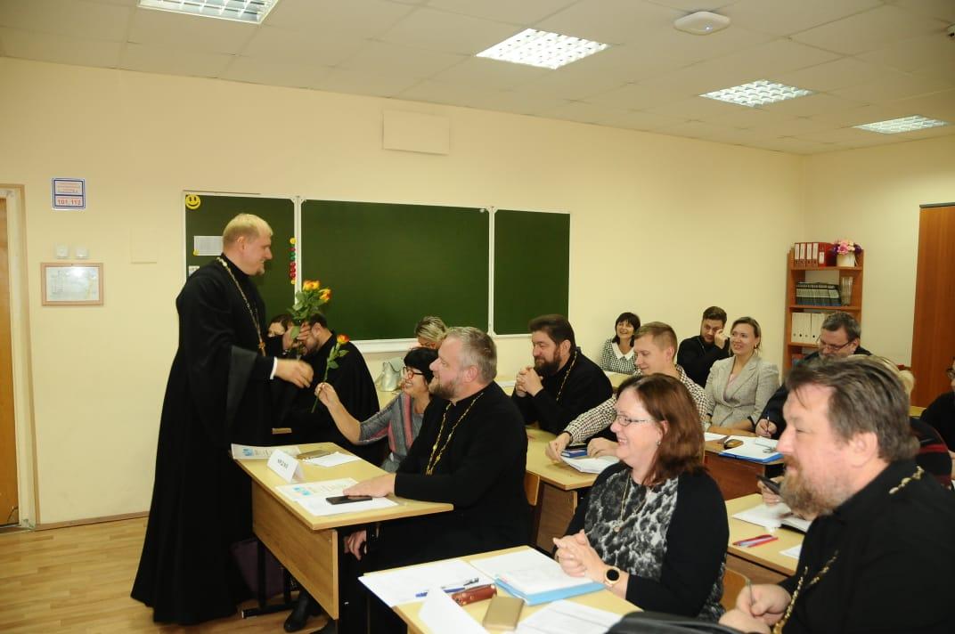 Заседание Общественного совета по духовно-нравственному воспитанию обучающихся ЮАО