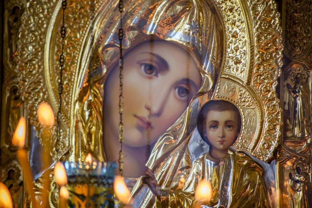 Приходской детский праздник в честь Казанской иконы Божией Матери