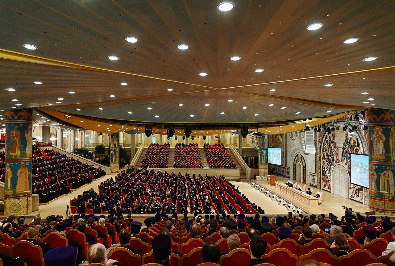 Постановление Епархиального собрания города Москвы от 20 декабря 2019 года