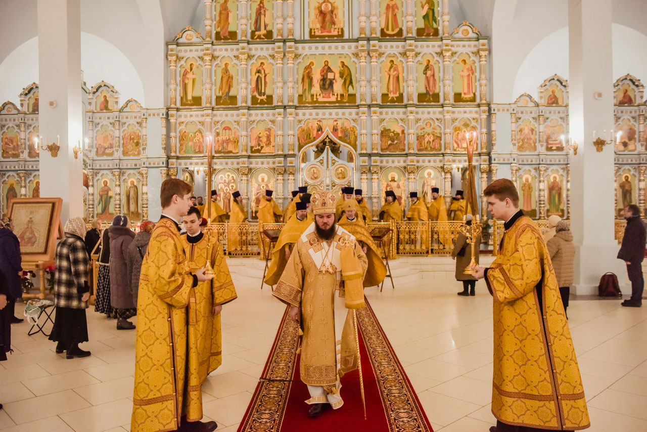 II Объединенный Совет Северо-Западного и Южного викариатств г. Москвы