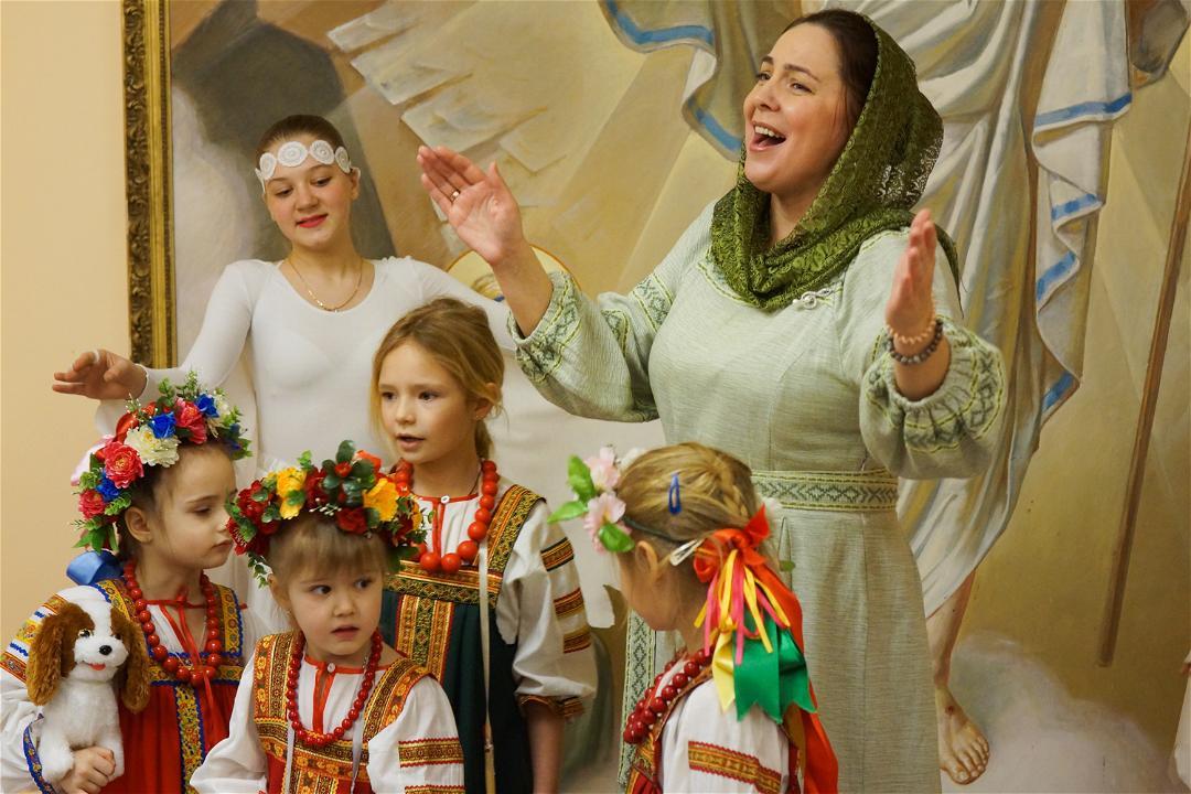 Музыкально-поэтический вечер в Храме Воскресения Словущего в Даниловской Слободе
