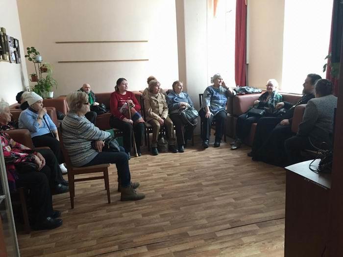 Посещение подопечных ЦСО района «Чертаново Северное»