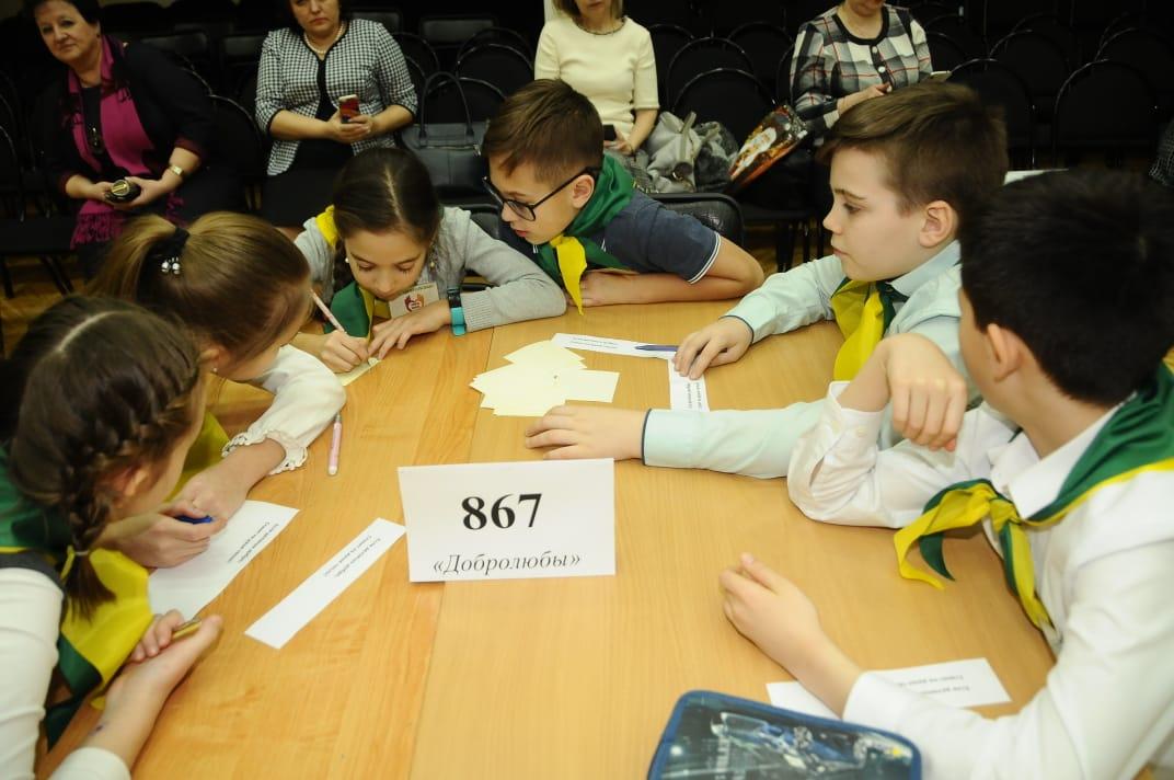 Игра «Что? Где? Когда?» по предмету «Основы православной культуры» в школах ЮАО