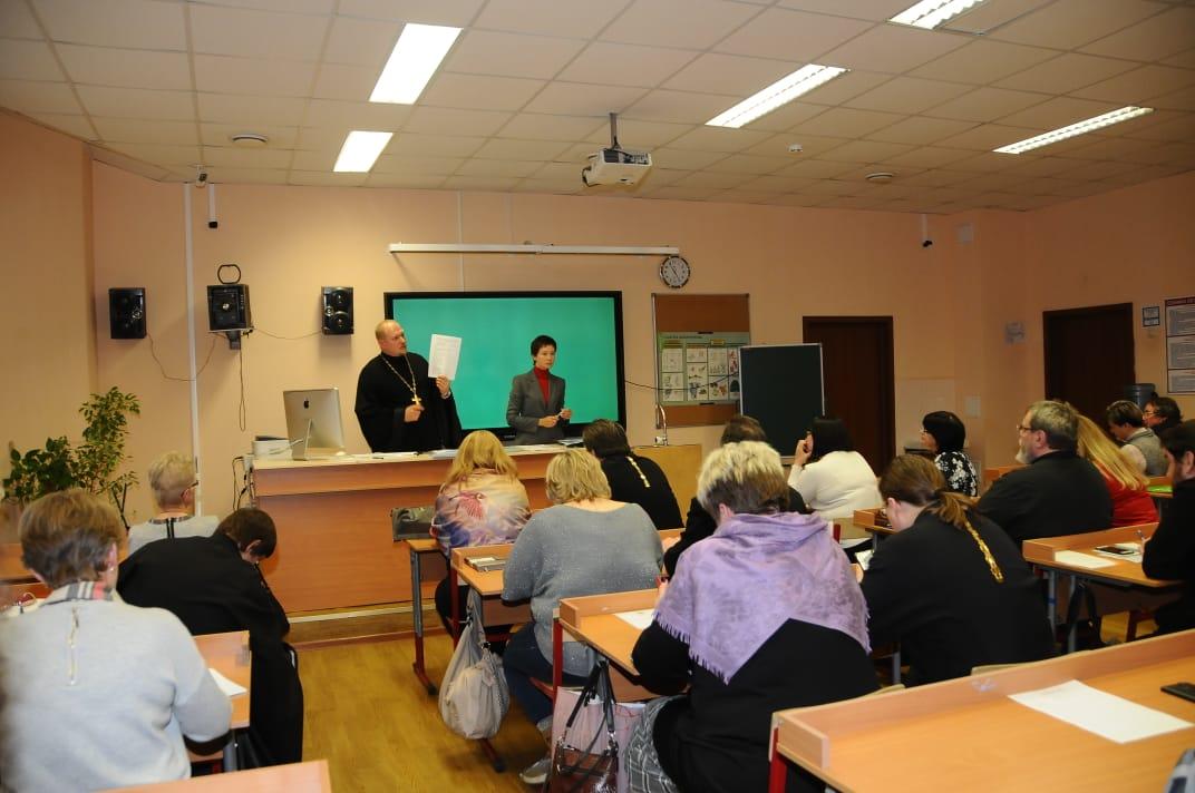 Заседание Общественного совета по духовно-нравственному воспитанию ЮАО
