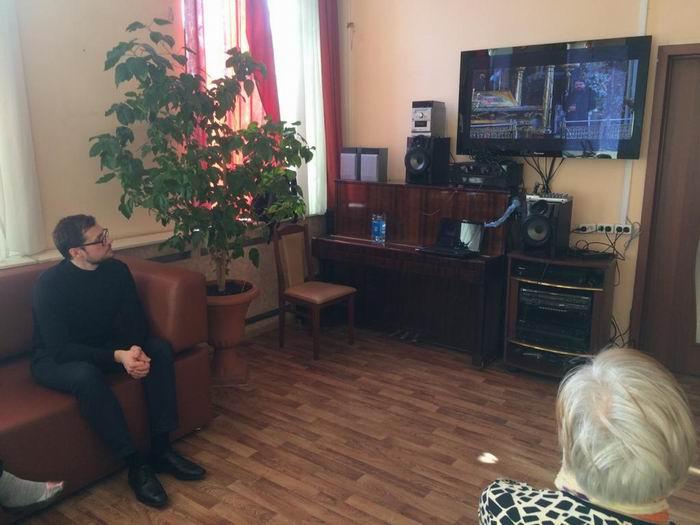 Беседа к 75-летию Великой Победы с подопечными ЦСО «Чертаново Северное»
