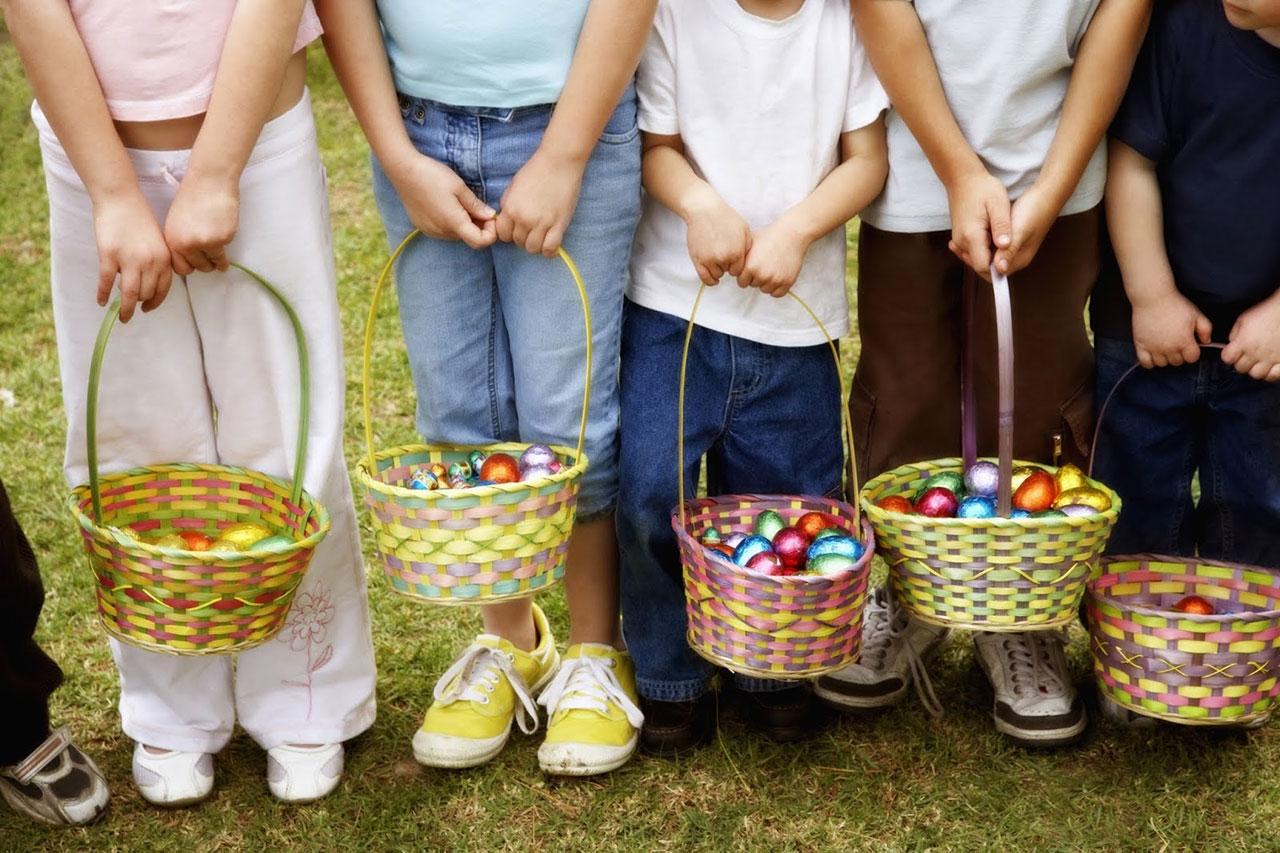 Видеопоздравления учеников воскресной школы с праздником Пасхи