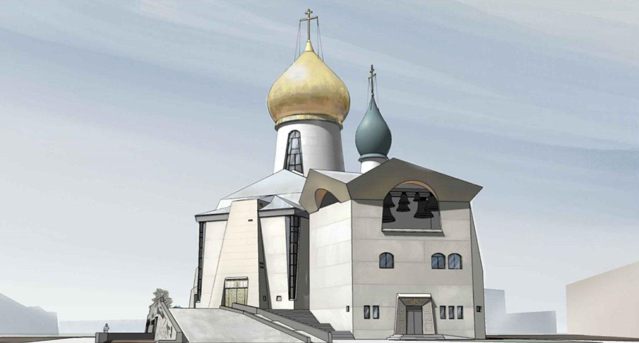 Ведется работа над проектом храма блаженной Ксении Петербургской в Москве