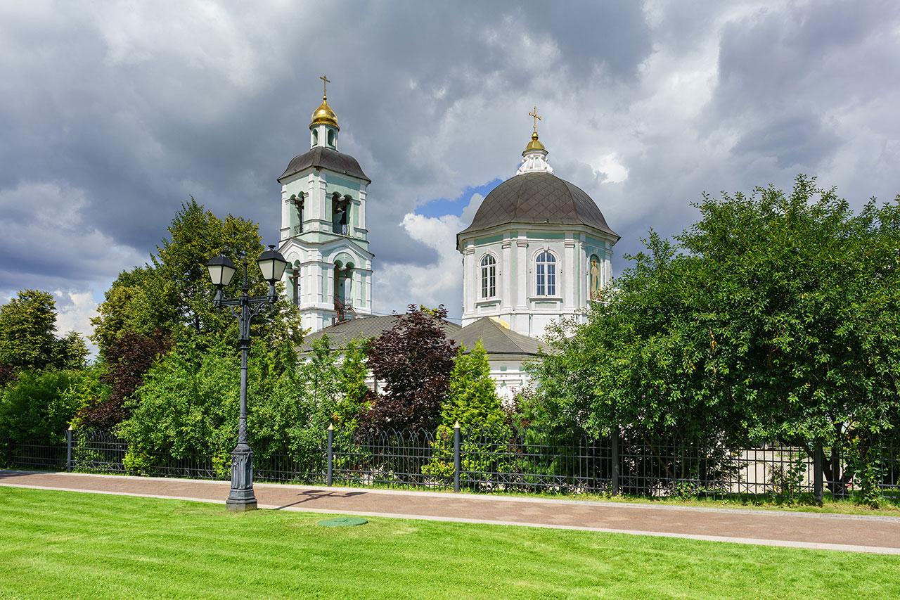 Исторический храм в Царицыне отреставрируют в 2020 году