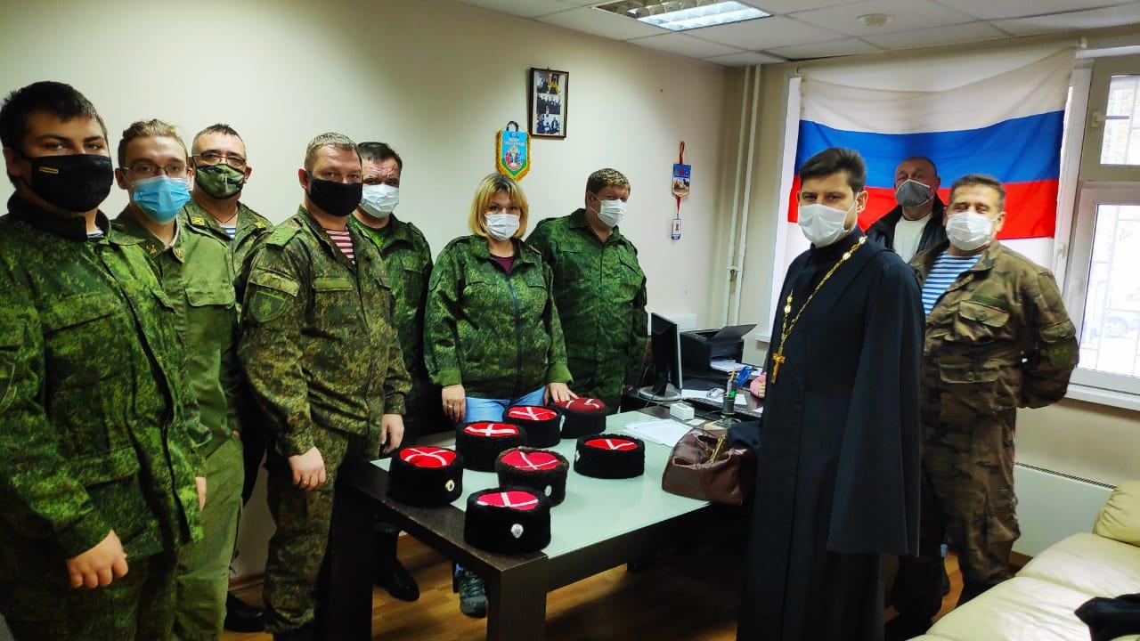 В штабе ХКО «Чертаново-Южное» прошел Казачий Круг