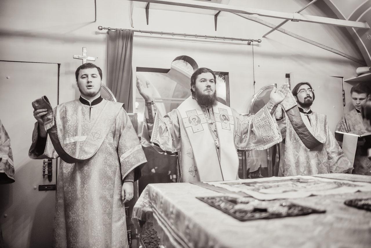 В храме святителя Николая в Сабурове отметили престольный праздник