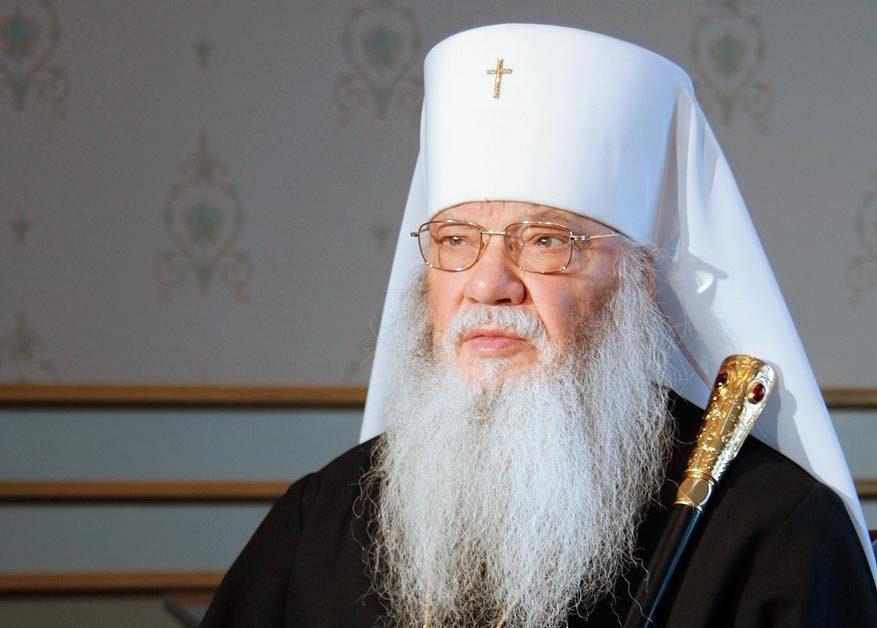 1 декабря 2020 года, на 83-м году жизни скончался митрополит Иов Тывонюк