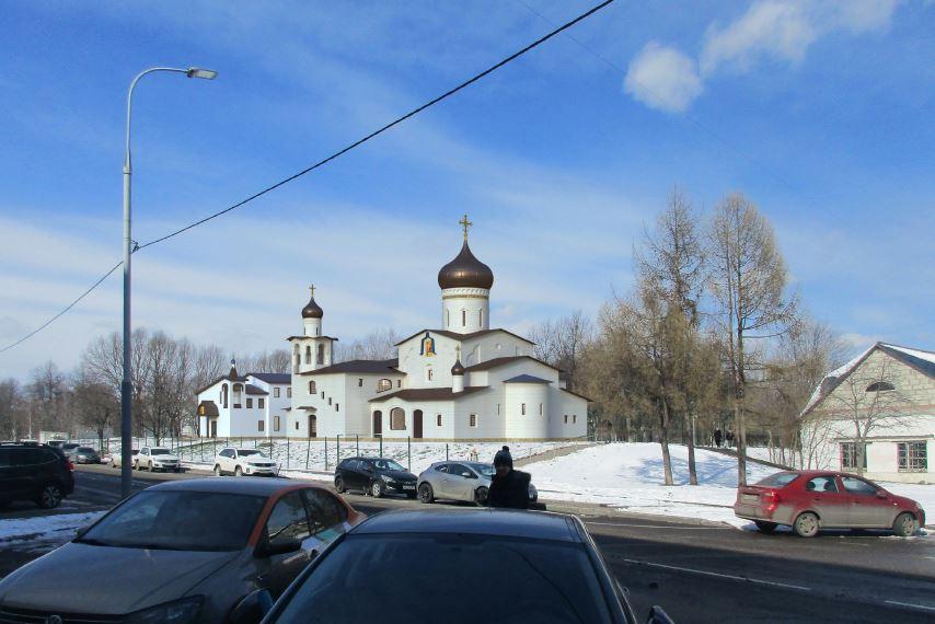 Москомархитектура согласовала АГР храма иконы Божией Матери «Нечаянная Радость» в Чертанове