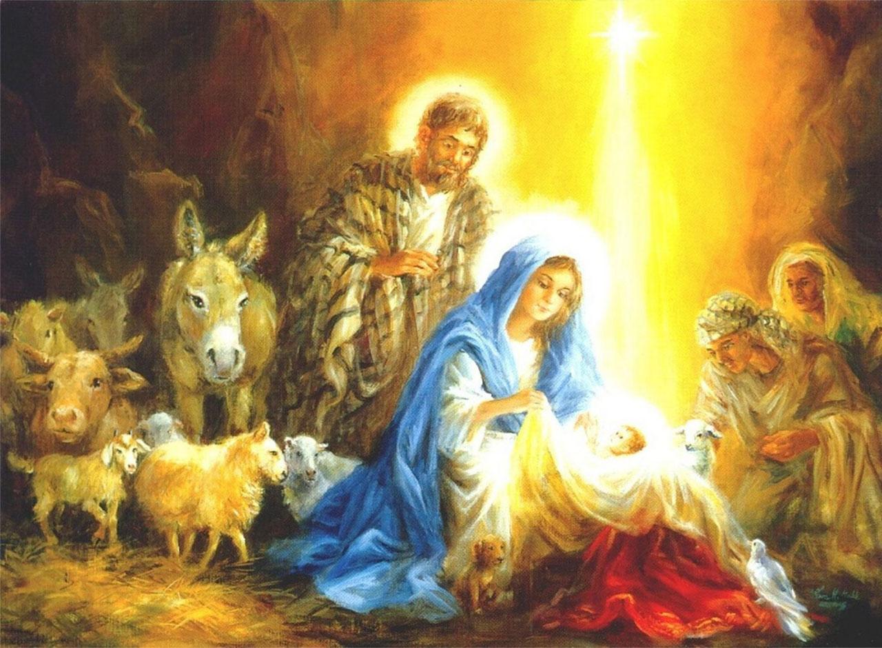 Рождество Христово-2021: видеопоздравления прихожан