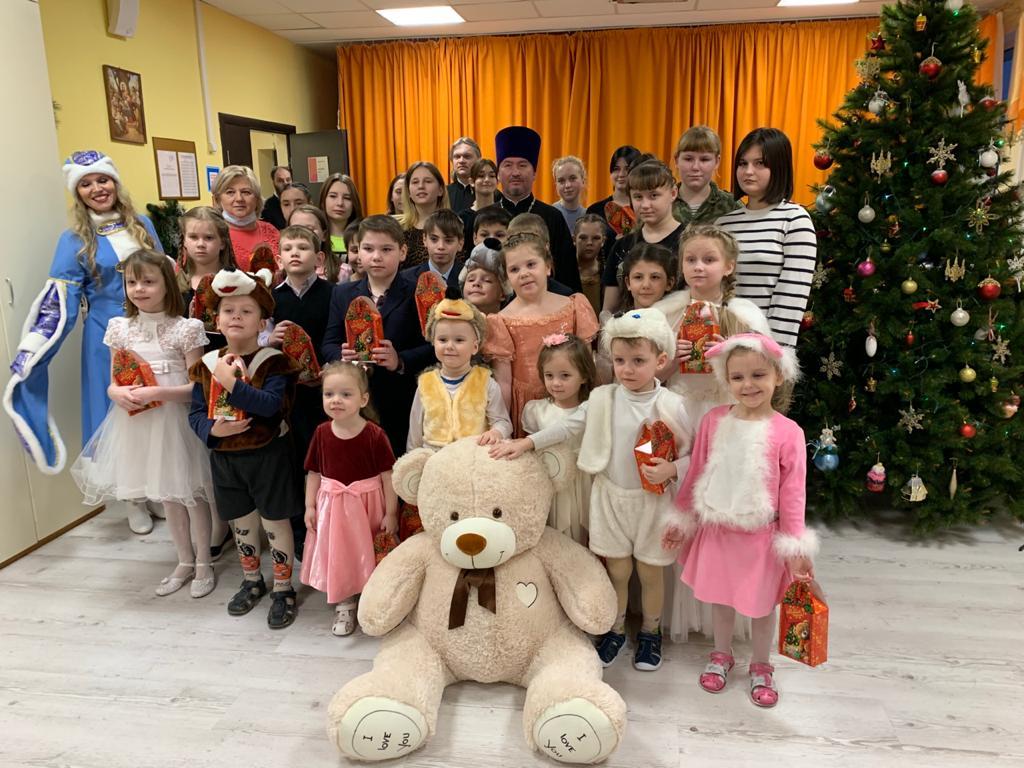 Посещение Центра поддержки семьи и детства