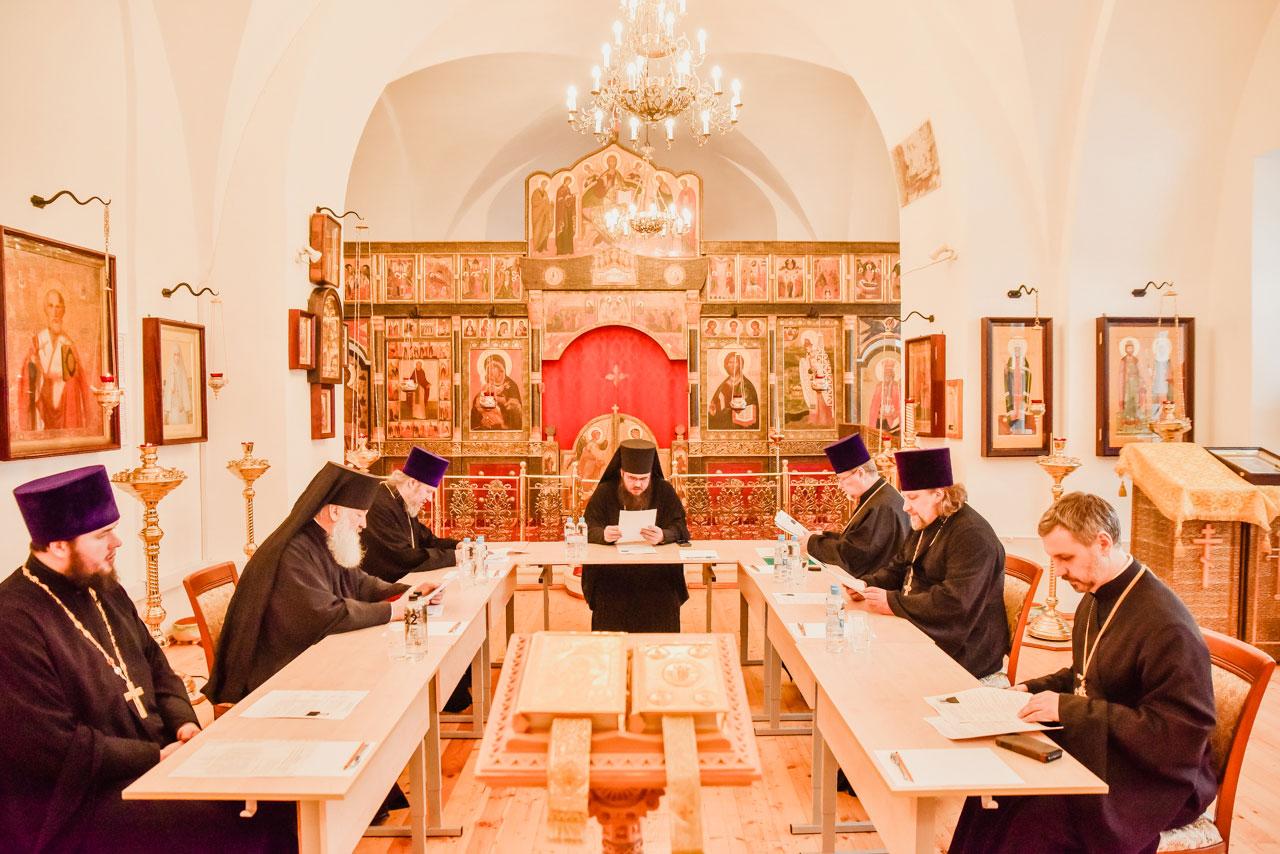 Состоялось заседание Совета Южного викариатства г. Москвы