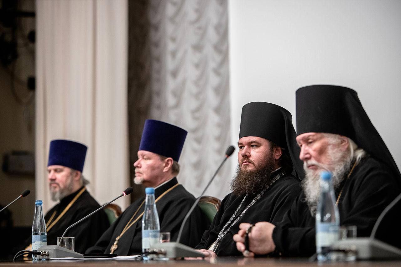 Состоялась общее собрание духовенства Южного викариатства г. Москвы
