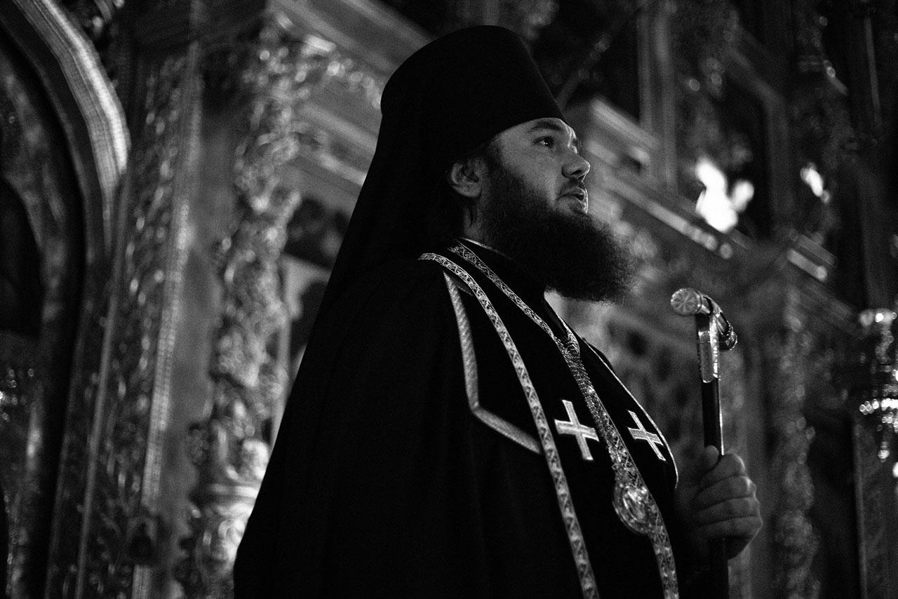 Слово управляющего Южным викариатством в Прощеное воскресенье