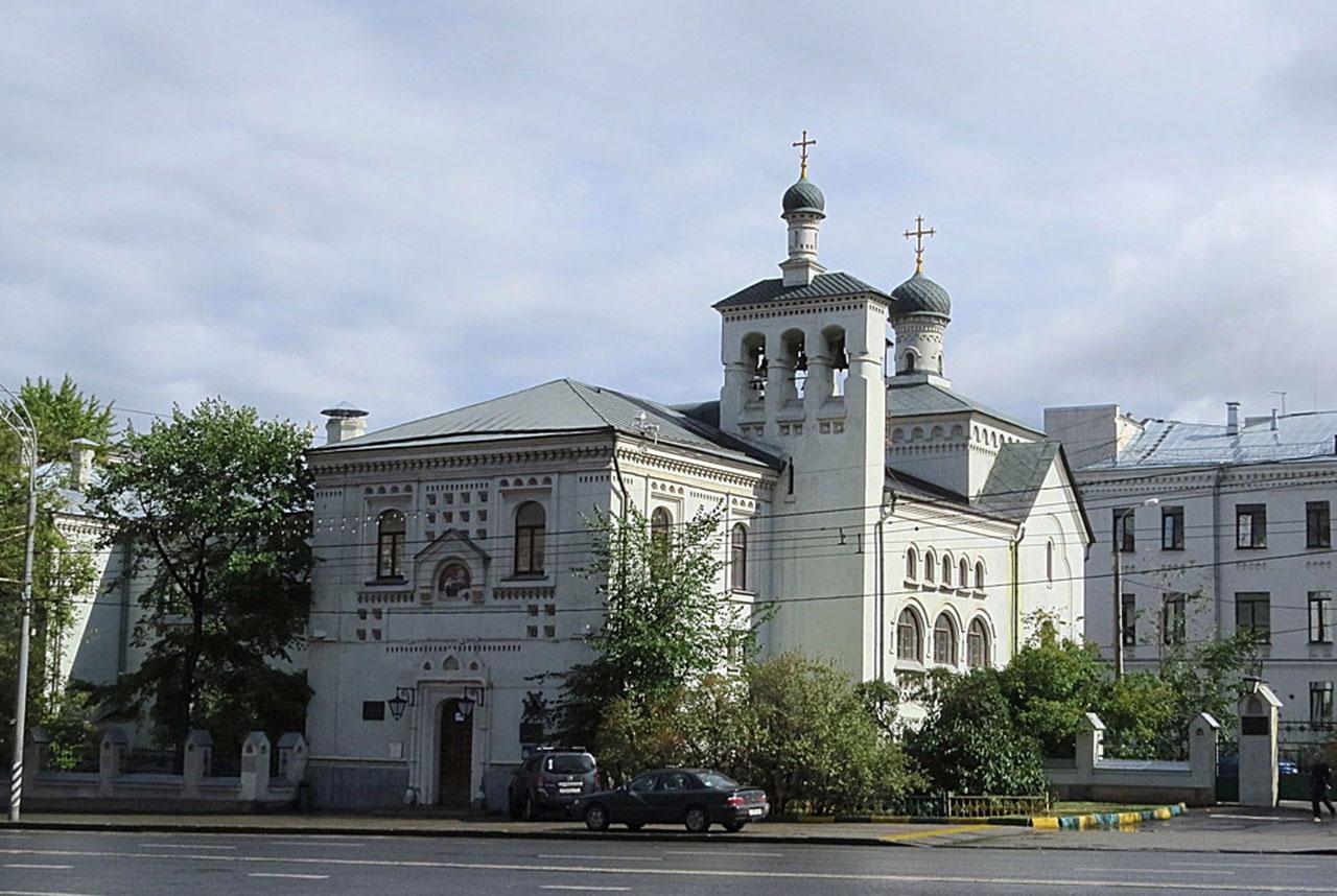 Епископ Орехово-Зуевский Пантелеимон назначен почетным настоятелем храмов при больнице свт. Алексия