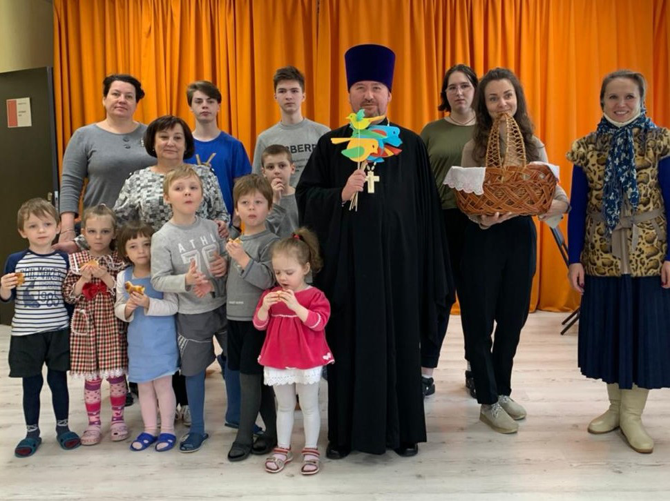 Посещение Центр поддержки семьи и детства «Планета Семьи»
