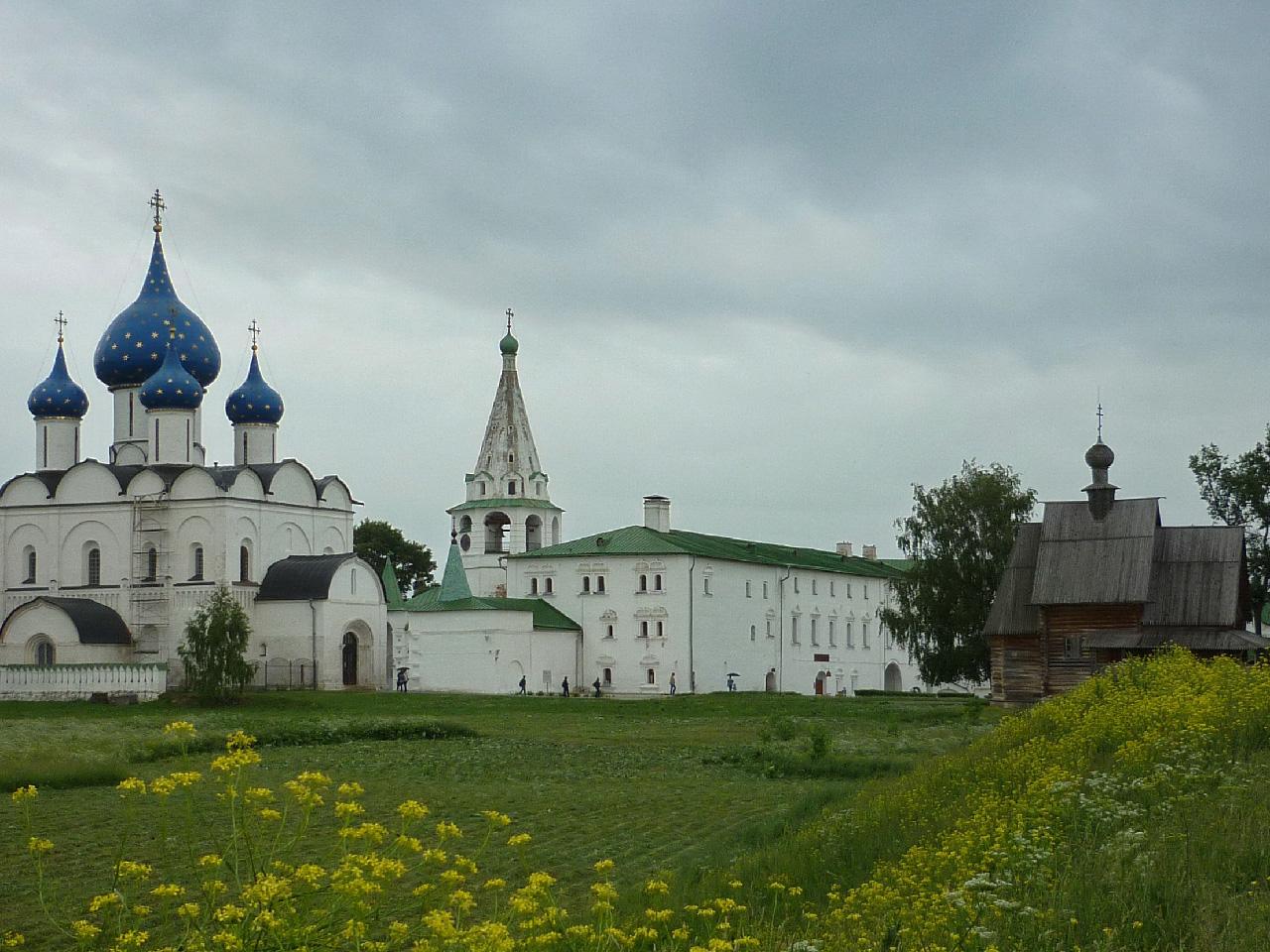 Приглашаем в паломническую поездку в город Суздаль