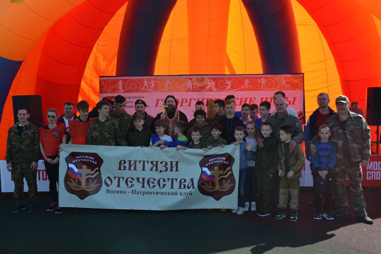 Команда Южного викариатства по волейболу выиграла XIV Георгиевские игры