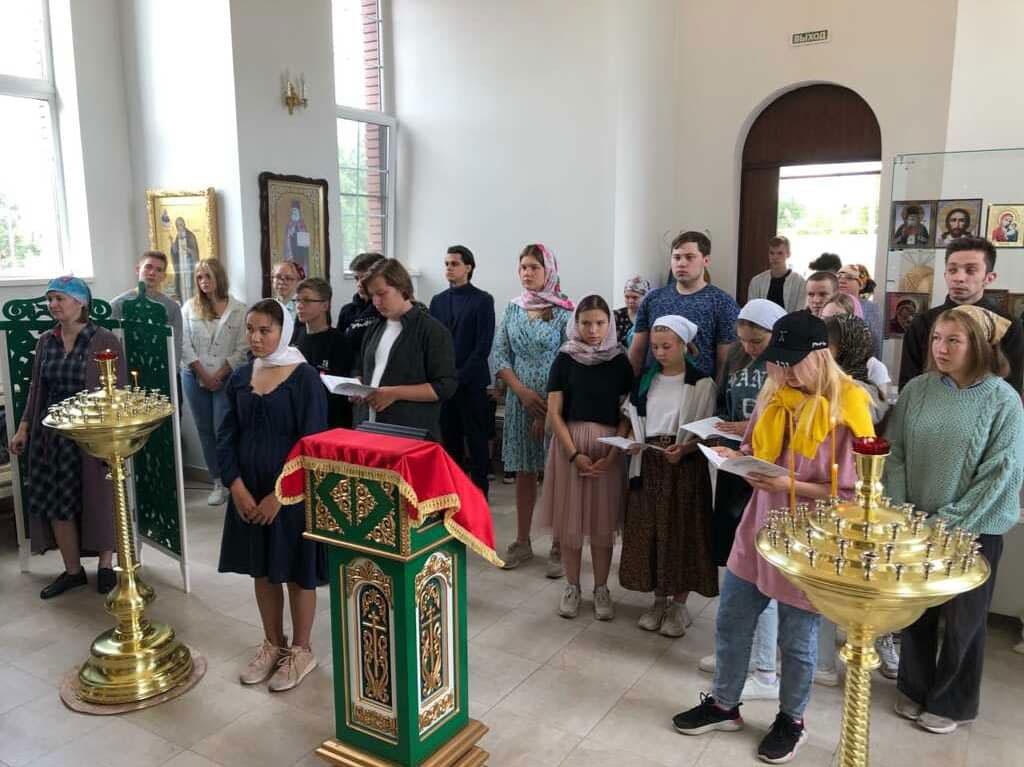 Руководитель молодежного православного клуба «Николин день» принял участие в летней школе миссионера