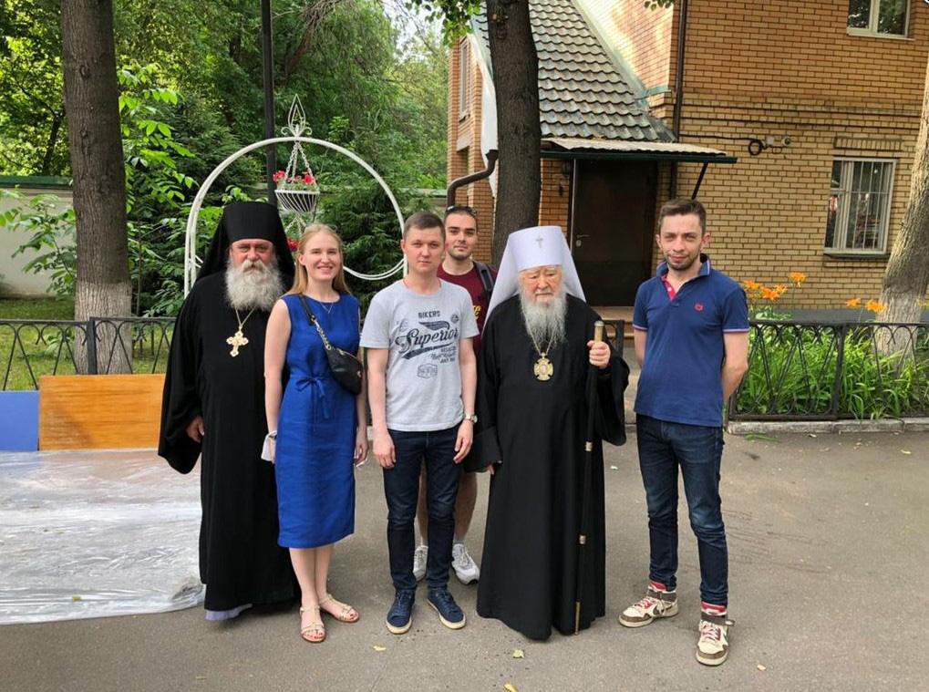 Экскурсия на Введенское «Немецкое» кладбище г. Москвы