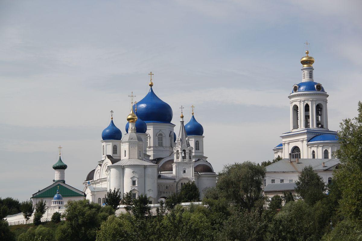Паломническая поездка Боголюбово-Владимир