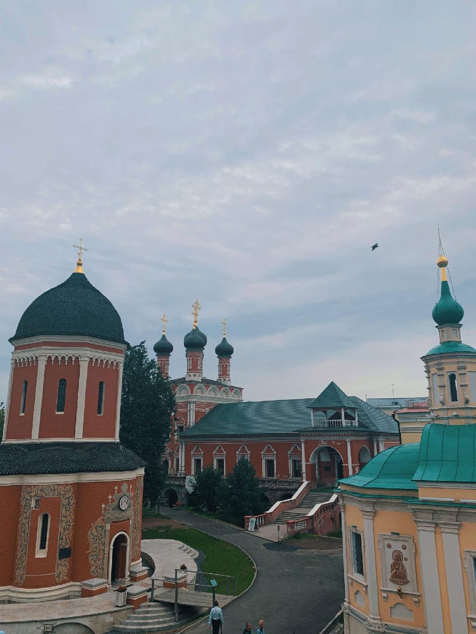 Молодежный квест в Высоко-Петровском монастыре